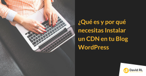instalar CDN en WordPress