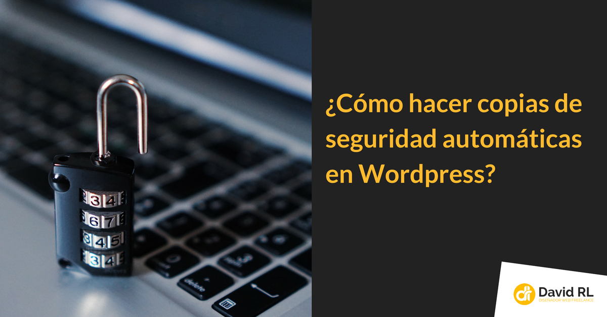 Copias seguridad wordpress