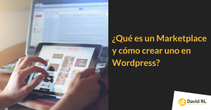 cómo crear marketplace en wordpress