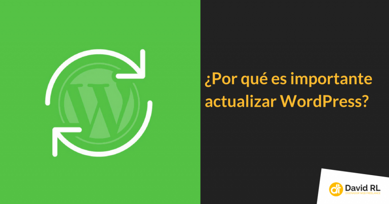 ¿Por qué es Importante Actualizar WordPress?
