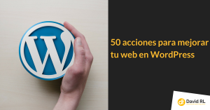 acciones para mejorar web