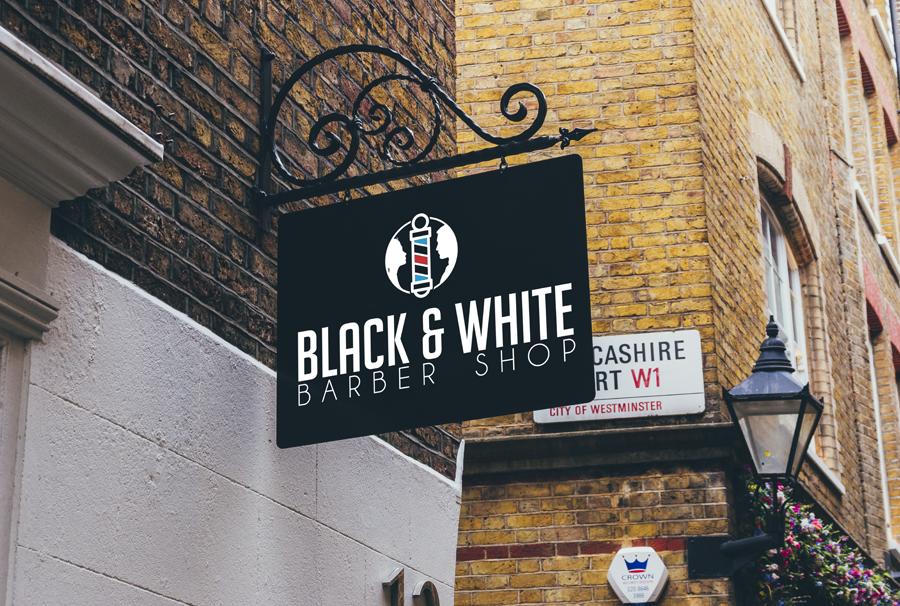 Blanco y Negro Peluqueros