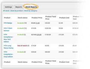 añadir precio coste tienda online