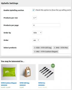 Sugerir productos tras una compra en woocommerce