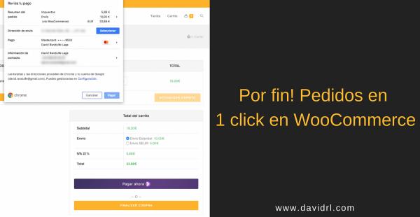 Pagos con Apple Pay y Google Pay en WooCommerce